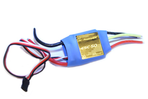 Rc-Powerplane ESC 50