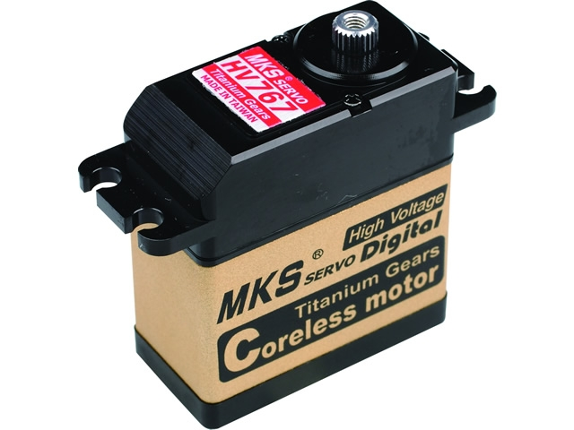 MKS 767 Digital HV servo